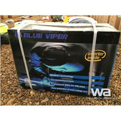 (UNUSED) BLUE VIPER DC WELDER