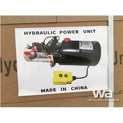 (UNUSED) HYDRAULIC POWER UNIT