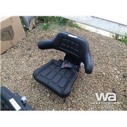 ADJUSTABLE TRACTOR SEAT