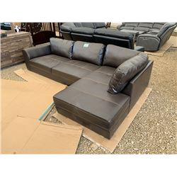 (UNUSED) BROWN SECTIONAL