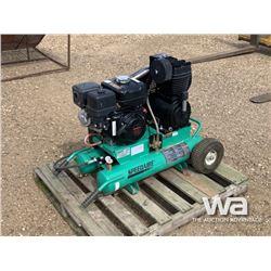 SPEEDAIRE GAS 17 CFM PORTABLE AIR COMPRESSER