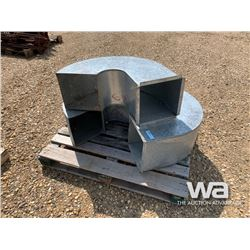 (3) ROOF VENTS