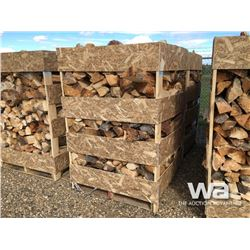 (2) PALLETS OF FIREWOOD