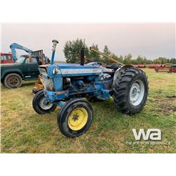 FORD 5000 2WD TRACTOR