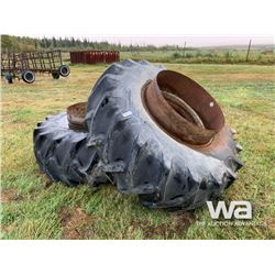 (2) 24.5-32 TRACTOR TIRES