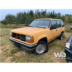 1992 FORD EXPLORER SUV *PARTS