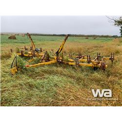 YELLOW D/T CULTIVATOR
