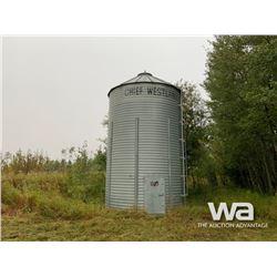 CHIEF WESTLAND 7 RING X 14 FT. GRAIN BIN