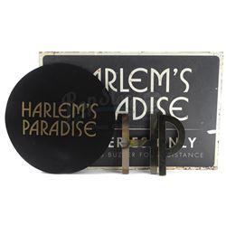 Marvel's Luke Cage (TV Series) - Harlem's Paradise Nightclub Accessories