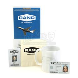 Marvel's Iron Fist (TV Series) - Rand Enterprises Branded Accessories