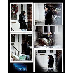 Marvel's Jessica Jones (TV Series) - Malcolm Ducasse's Photos of Jessica Jones and Stirling Adams' C