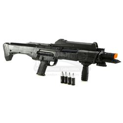 Marvel's Luke Cage (TV Series) - Hammertech DP-12 Shotgun and Four Judas Bullets