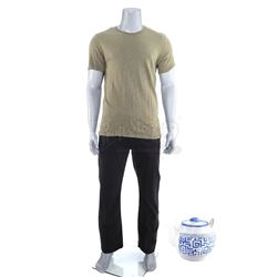 Marvel's Luke Cage (TV Series) - Luke Cage's Rent Money Costume and Genghis Connie's Rubber Teapot
