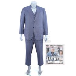 Marvel's Daredevil (TV Series) - Wilson Fisk's Blue Suit and 'A Better Tomorrow' New York Bulletin N