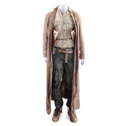 Marvel's Iron Fist (TV Series) - Danny Rand's Gunslinger Costume