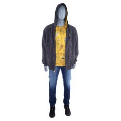Marvel's The Defenders (TV Series) - Luke Cage's Post-Royal Dragon Fight Costume