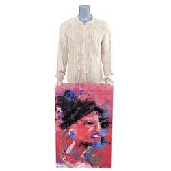 Marvel's Jessica Jones (TV Series) - Oscar Arocho's Painting and Shirt