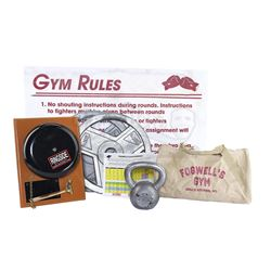 Marvel's Daredevil (TV Series) - Fogwell's Gym Components