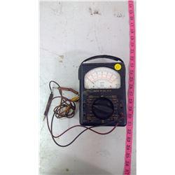 VINTAGE ELECTRICAL TESTER