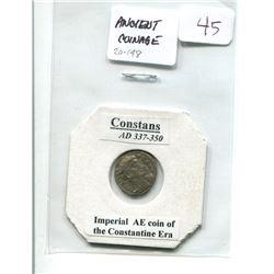 CONSTANS AD 337-350 ANCIENT COIN