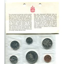 1973 ROYAL CANADIAN MINT UNCIRCULATED SET
