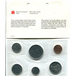 1982 ROYAL CANADIAN MINT UNCIRCULATED SET