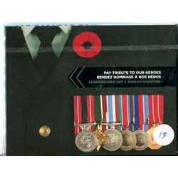PAY TRIBUTE TO OUR HEROES - 2004, 2008 AND 2010 POPPY QUARTERS
