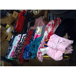 BOX OF SCARVES