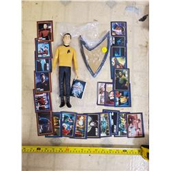 CAPTAIN KIRK VINYL FIGURE NEW