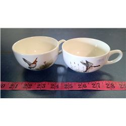 CANADIAN GOOSE AND GROUSE CUPS