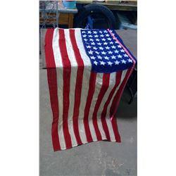 ORIGINAL 48 STATE AMERICAN FLAG