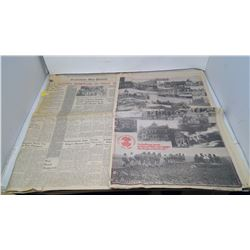 1980 SASKATON STAR PHEONIX SOUVENIR NEWSPAPER