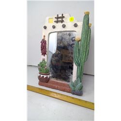 MEXICAN STYLE HANGING MIRROR