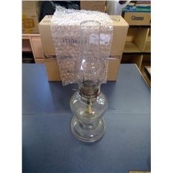 VINTAGE COIL OIL LAMP