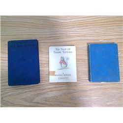 3 CHILDRENS BOOKS
