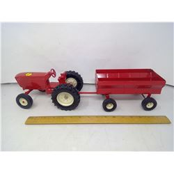 1:16 ENTL DIE CAST TRACTOR AND TRAILER
