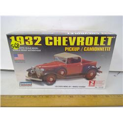 NEW IN BOX 1932 CHEVY PICK-UP MODEL