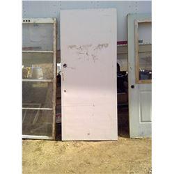"""OUTSIDE DOOR ( 36"""" X 83 1/2"""")"""