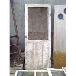 """SCREEN DOOR (80"""" X 31 1/2"""")"""