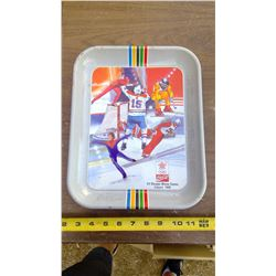 COCA-COLA OLYMPIC GAMES TRAY