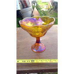 CARNIVAL IRADESCENT GLASSWARE