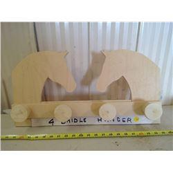 "4 BRIDLE HANGERS (11 1/4"" X 21 3/4"")"