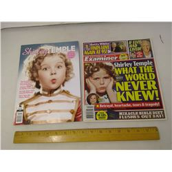 2 SHIRLEY TEMPLE BOOKS