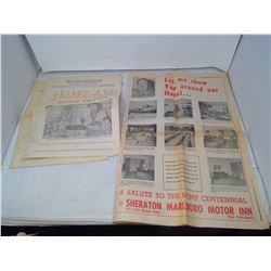 2 1973 PA NEWSPAPERS