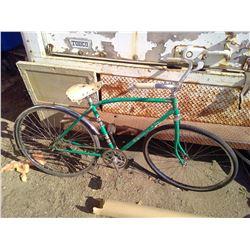 VINTAGE GLIDER BICYCLE