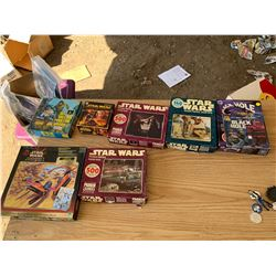 7 STAR WARS PUZZLES