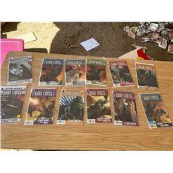 STAR WARS DARK TIMES #1-12 COMICS
