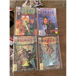 """STAR WARS """"TALES OF THE JEDI"""" COMICS"""