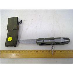 Swiss Army Knife w/ Case