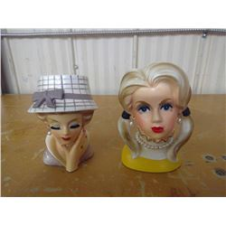 two girl collectables